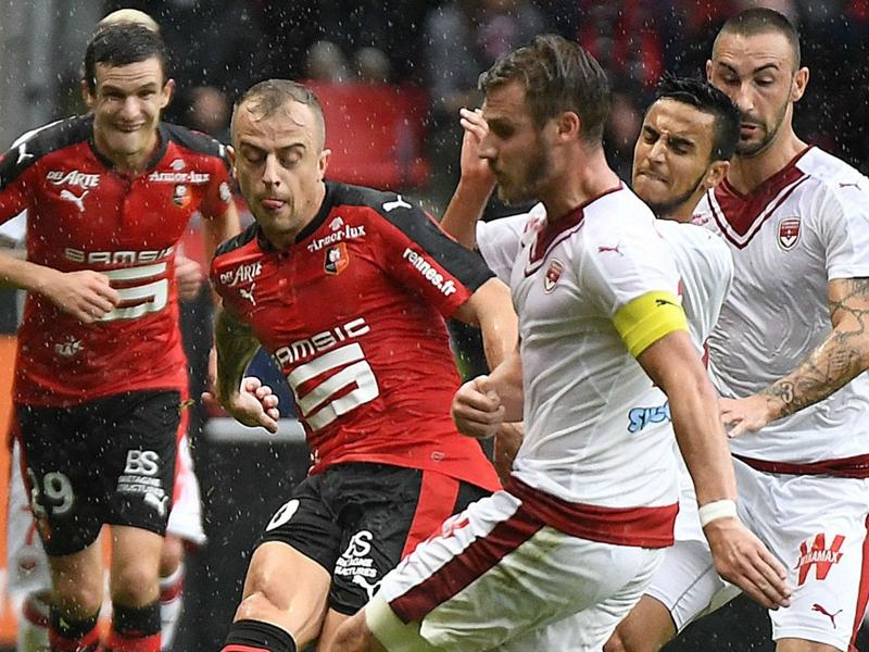 Rennes-Bordeaux (1-1), Rennes peut s'en vouloir