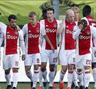 Ajax kan met één been overwinteren