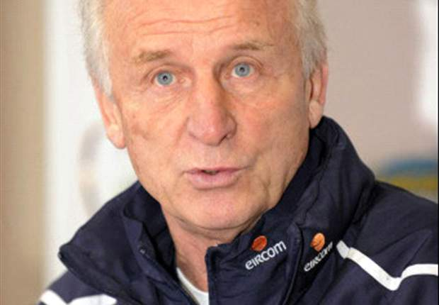Republic of Ireland manager Giovanni Trapattoni: Home Nations Cup triumph proves we can beat anyone
