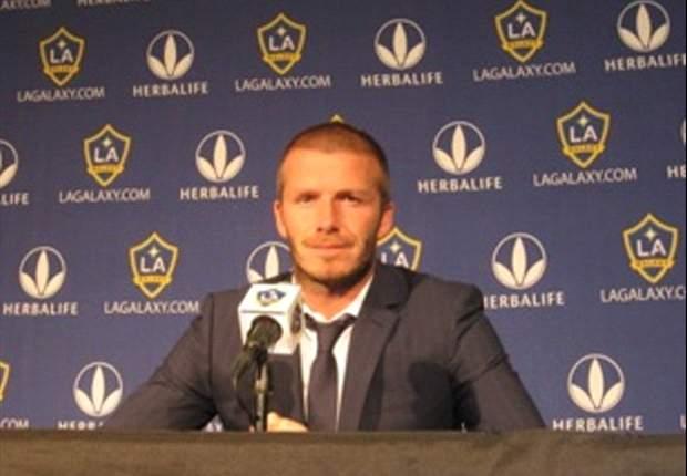 Goal.com Poll: Can AC Milan Keep Hold Of David Beckham?