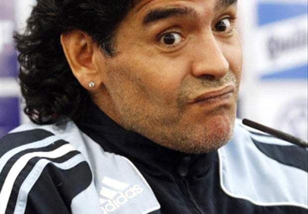 Englishman Arrested For Trying To Murder Maradona