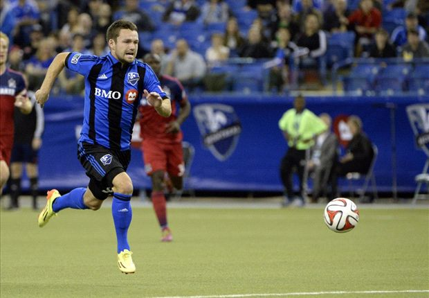 Montreal Impact 1-1 Chicago Fire: McInerney nets first for Impact in draw