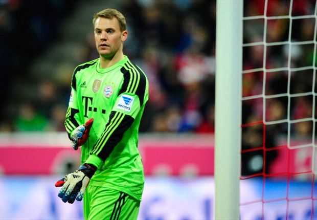 Bayern simply had a bad day at the office, insists Neuer