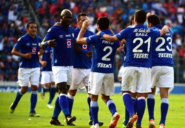 Cruz Azul finishes top as Liga MX playoffs are finalized