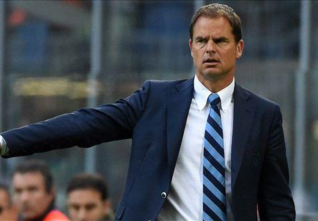 Inter a De Boer: