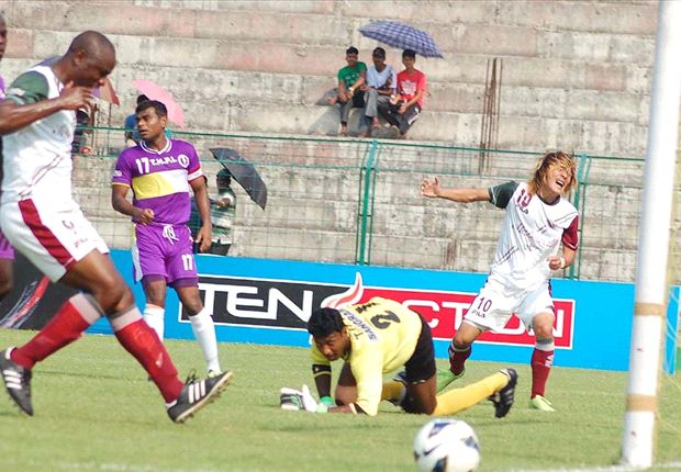 United SC 0-0 Mohun Bagan: The Kolkata derby ends in a drab draw