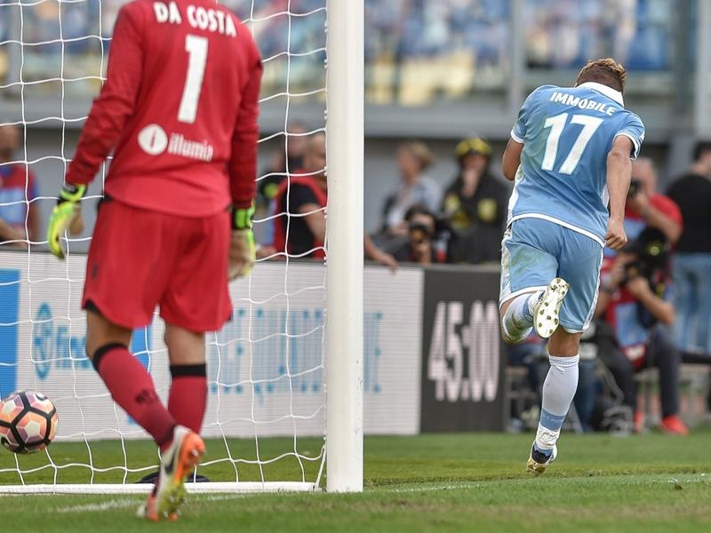 VIDEO - Lazio-Bologna 1-1, goal e highlights