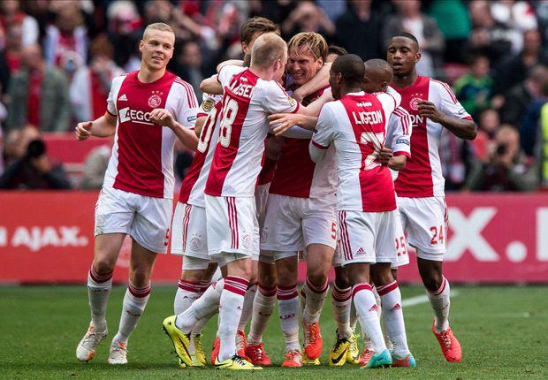 Ajax akan tantang Persija 11 Mei 2014
