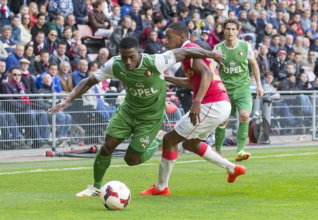 Feyenoord stelt titelfeestje Ajax uit