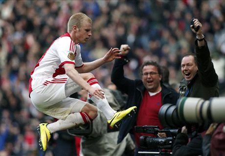 Duel Seru Amunisi Muda Ajax Versus PSV