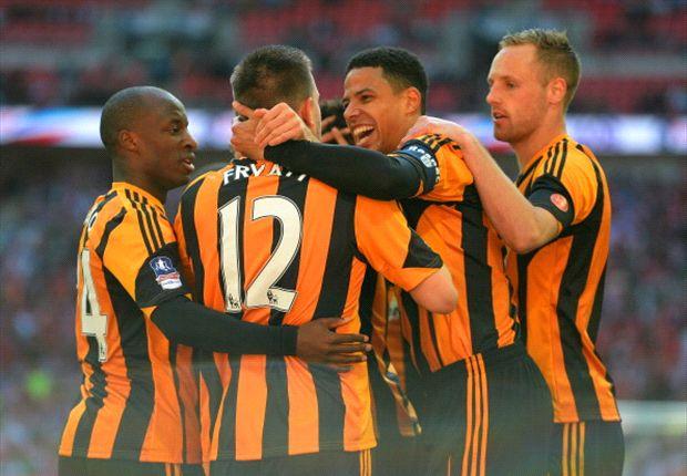Sone Aluko helps Hull reach FA Cup final