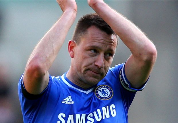Terry hopeful of new Chelsea contract
