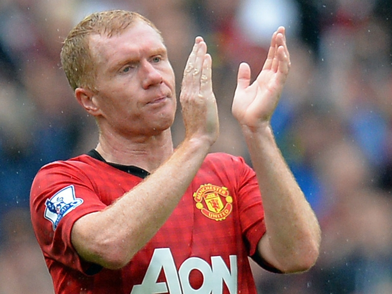 Scholes: Class of '92 should be involved more at Man Utd