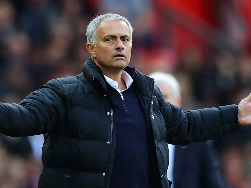 Les stats inquiétantes de Mourinho et de Manchester United