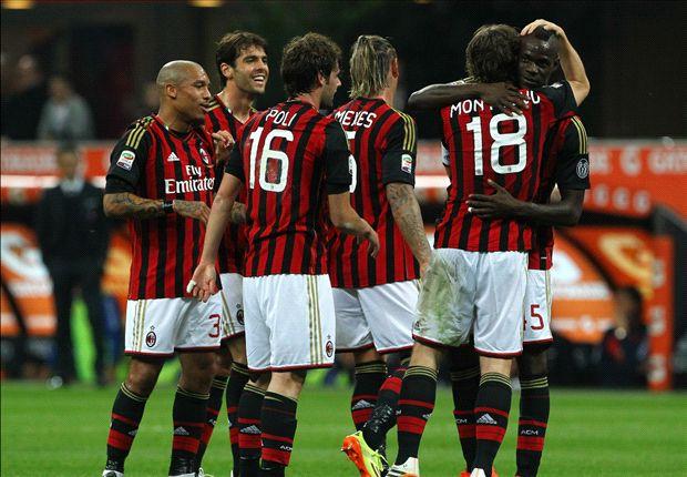 Laporan Pertandingan: AC Milan 1-0 Catania