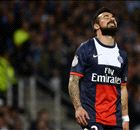 Inter knocked back in Lavezzi pursuit