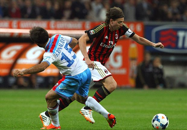 Seria A: Milan müht sich zu knappem Erfolg - Higuain-Hattrick bei Neapel-Sieg