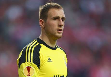 Atletico replace Courtois with Oblak