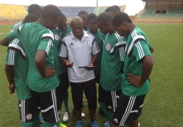 African U17 championship: Golden Eaglets to face Niger, Guinea and Zambia