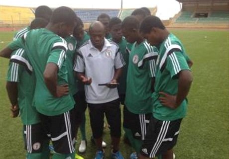 Eaglets will reach WC as African champions