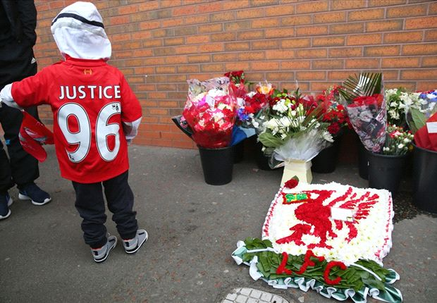 Liverpool to commemorate 25th Hillsborough anniversary