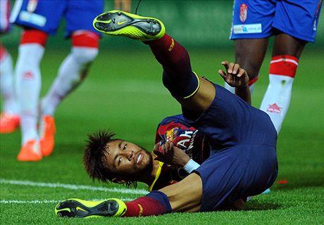 Must Neymar-like diving be banned?
