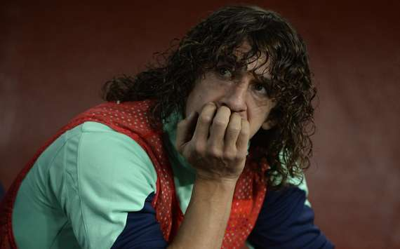 Martino to make final decision on Puyol, Pique and Bartra on Wednesday
