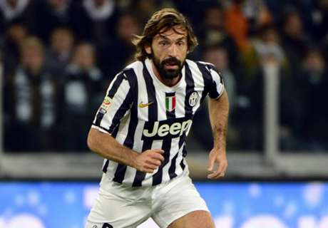 I nearly joined Chelsea, reveals Pirlo