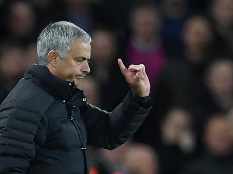 """Manchester United, Mourinho : """"Un résultat positif"""""""