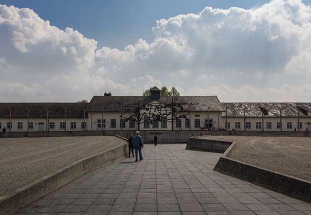 Die KZ-Gedenkstätte Dachau