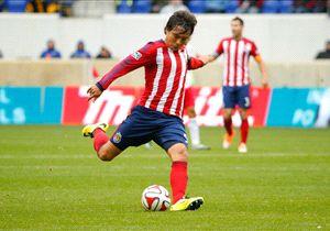 Erick Torres Chivas USA MLS 03302014