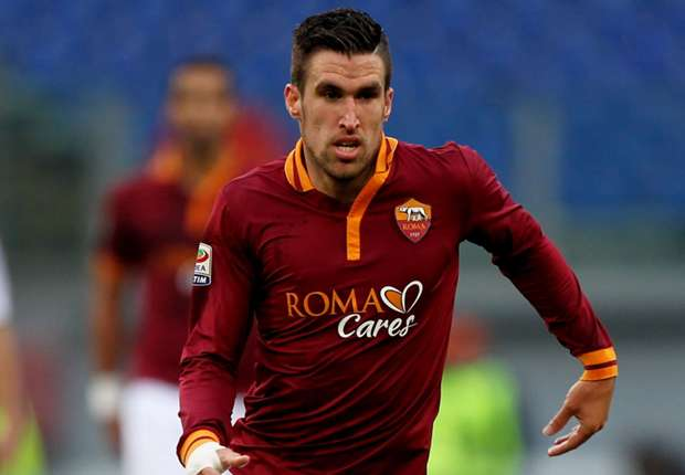 Roma's Strootman vows to return stronger
