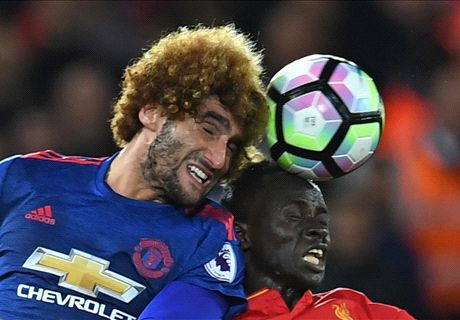 Liverpool frustrated in 0-0 Man Utd draw
