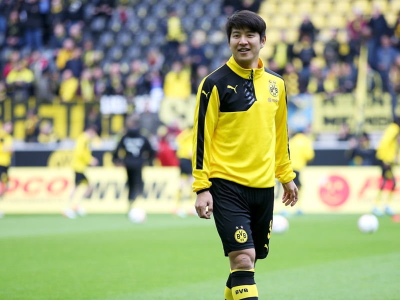 Inter Tetarik Datangkan Bek Asal Korea Selatan Milik Borussia Dortmund