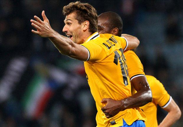 Beating Udinese decisive in Scudetto race - Juventus star Llorente