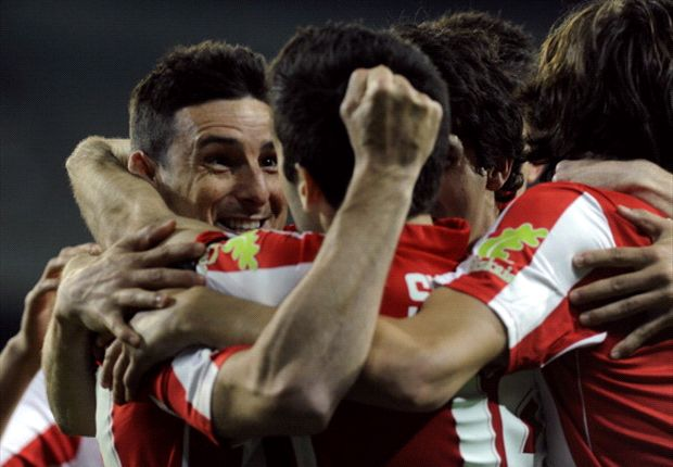 Athletic Bilbao 3-1 Sevilla: Muniain & Herrera put Valverde's side on brink of the Champions League