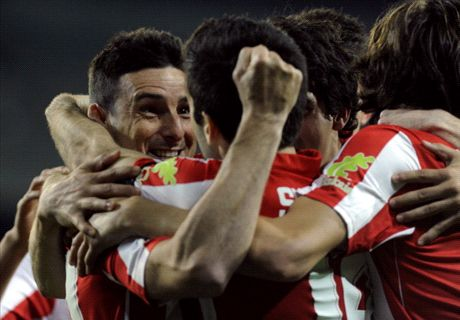 El Athletic recupera su mejor versión (3-1)