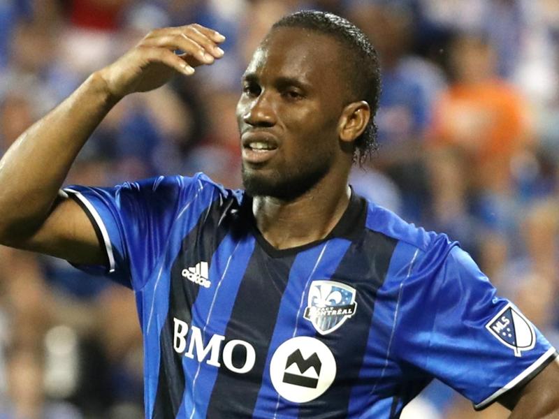 MLS, Drogba n'a pas voulu jouer avec Montréal