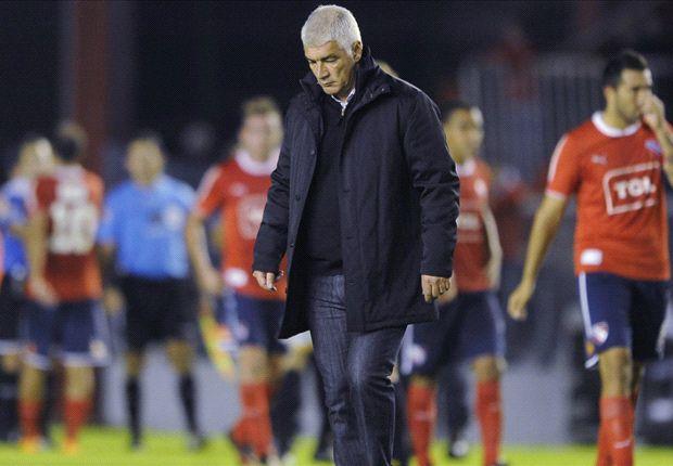 Independiente no encuentra el rumbo.