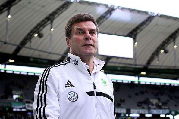 Wolfsburg have hurt Dortmund before - Hecking