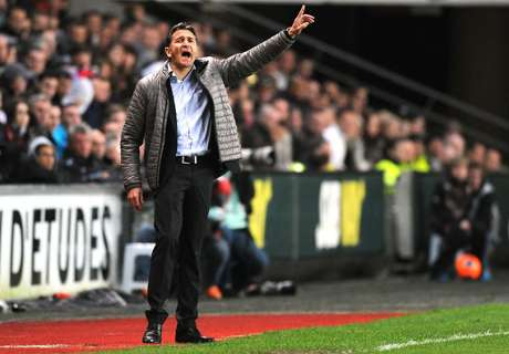 Rennes, Montanier remercie les supporters