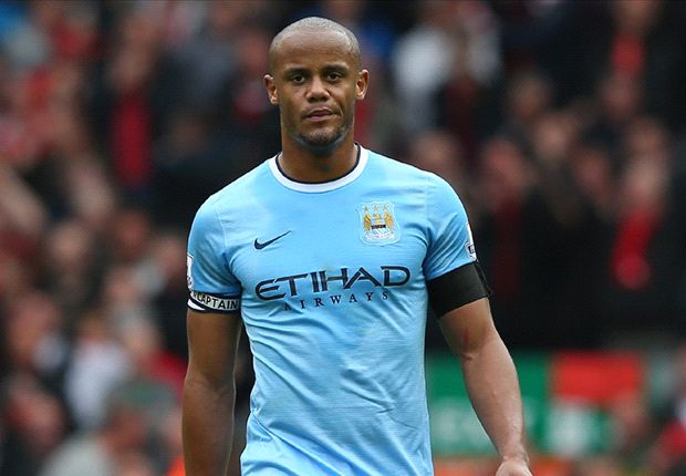 Kompany trains as Manchester City await Yaya Toure scan results