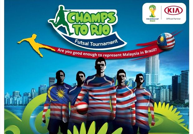 Malaysia, are you ready to kick your way to Brazil?