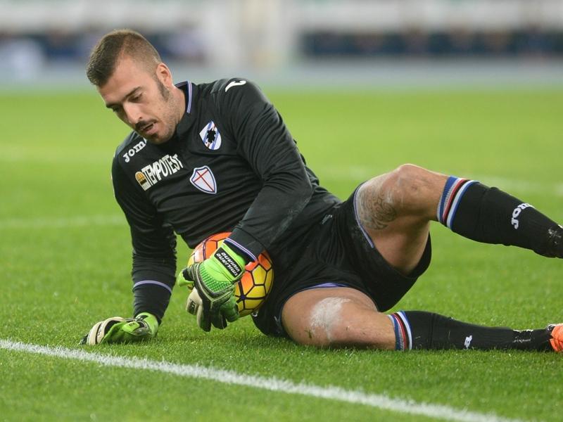 Tegola per la Sampdoria: infortunio al polso per Viviano, salterà il derby