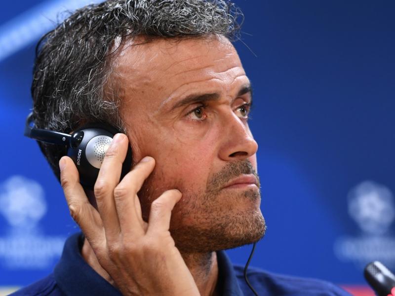 """Barcelone, Luis Enrique : """"Rien de plus stimulant que de battre un ami"""""""
