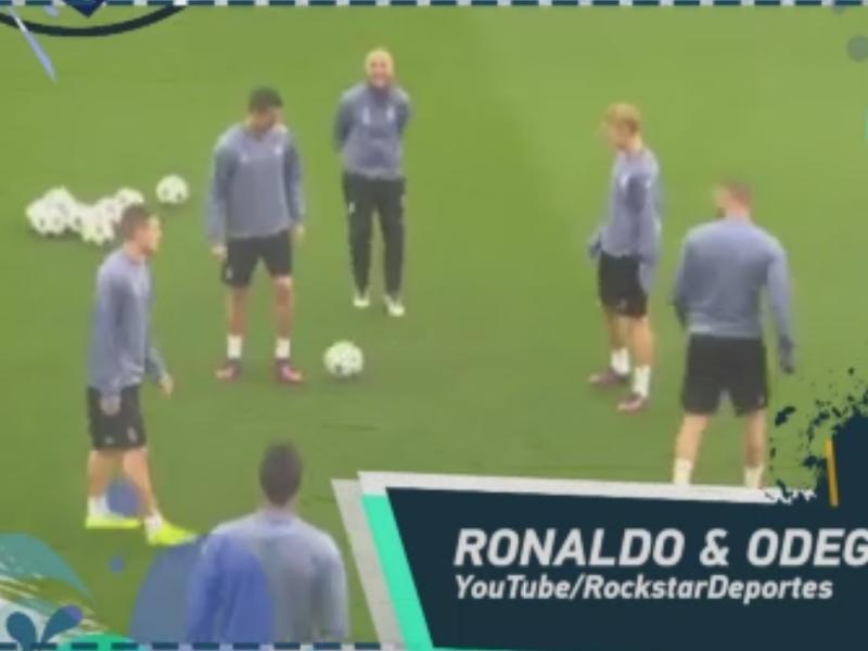 De Bruyne et Ronaldo dans le Social Snap du jour