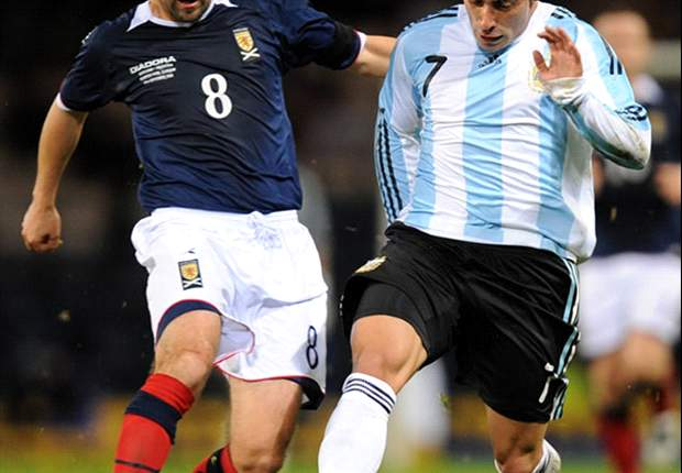 Argentina 1-1 Bolivia: Lavezzi saves hosts from defeat after Demichelis disaster