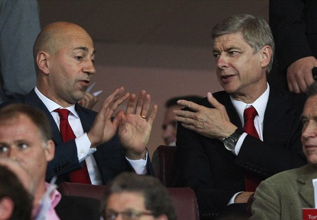 Arsenal 'deep' in transfer conversations, says Gazidis
