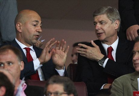 'We've got more work to do' - Gazidis