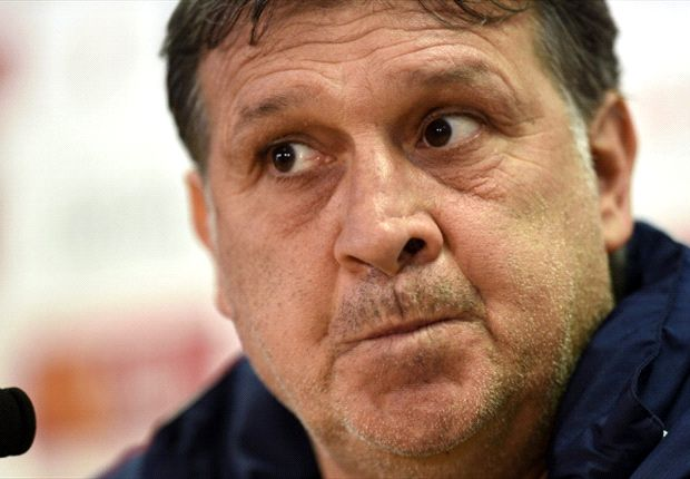 Martino: If Barca play well, we will win